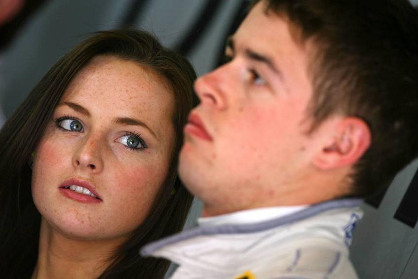 Las novias de la Fórmula 1