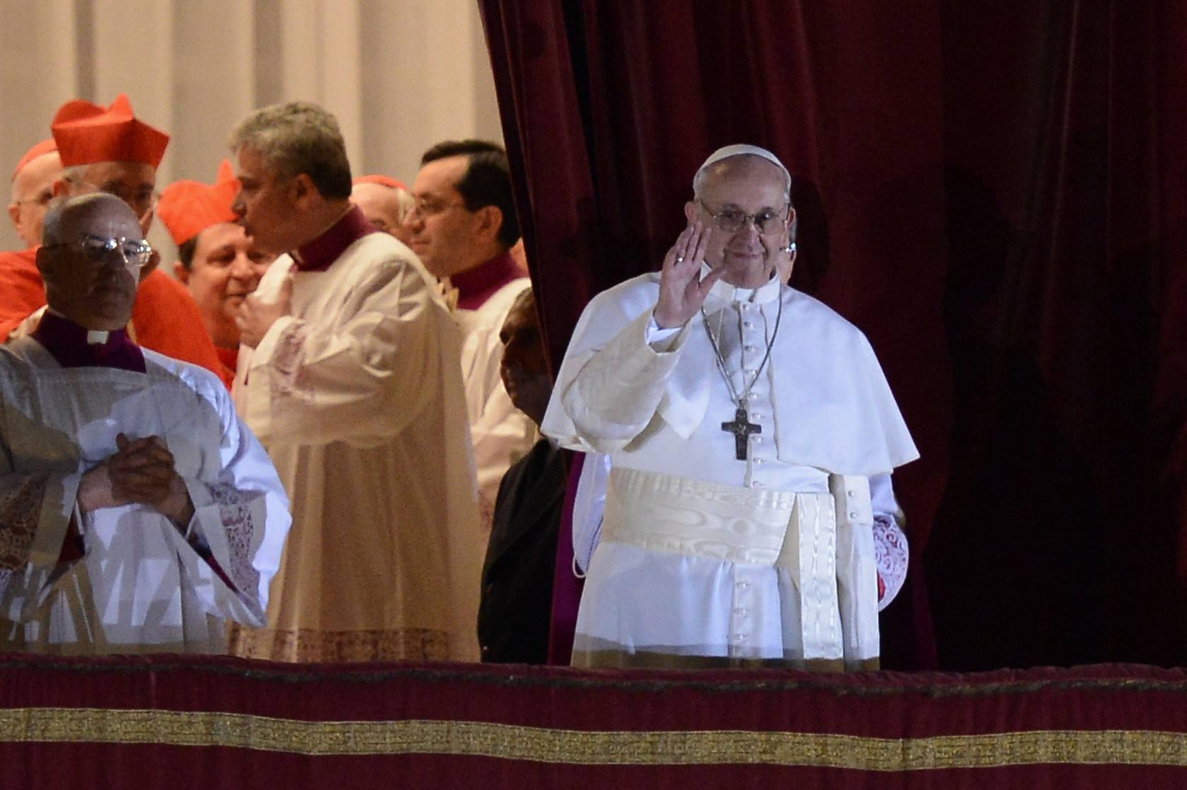 Jorge Mario Bergoglio, el sucesor de Benedicto XVI