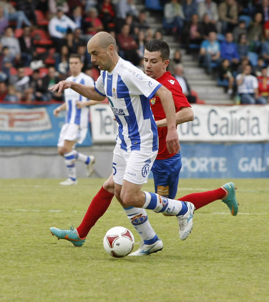 Ourense 5 - 3 Real Avilés