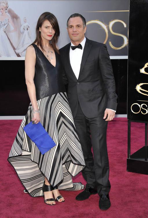 Las peor vestidas de los Oscar 2013