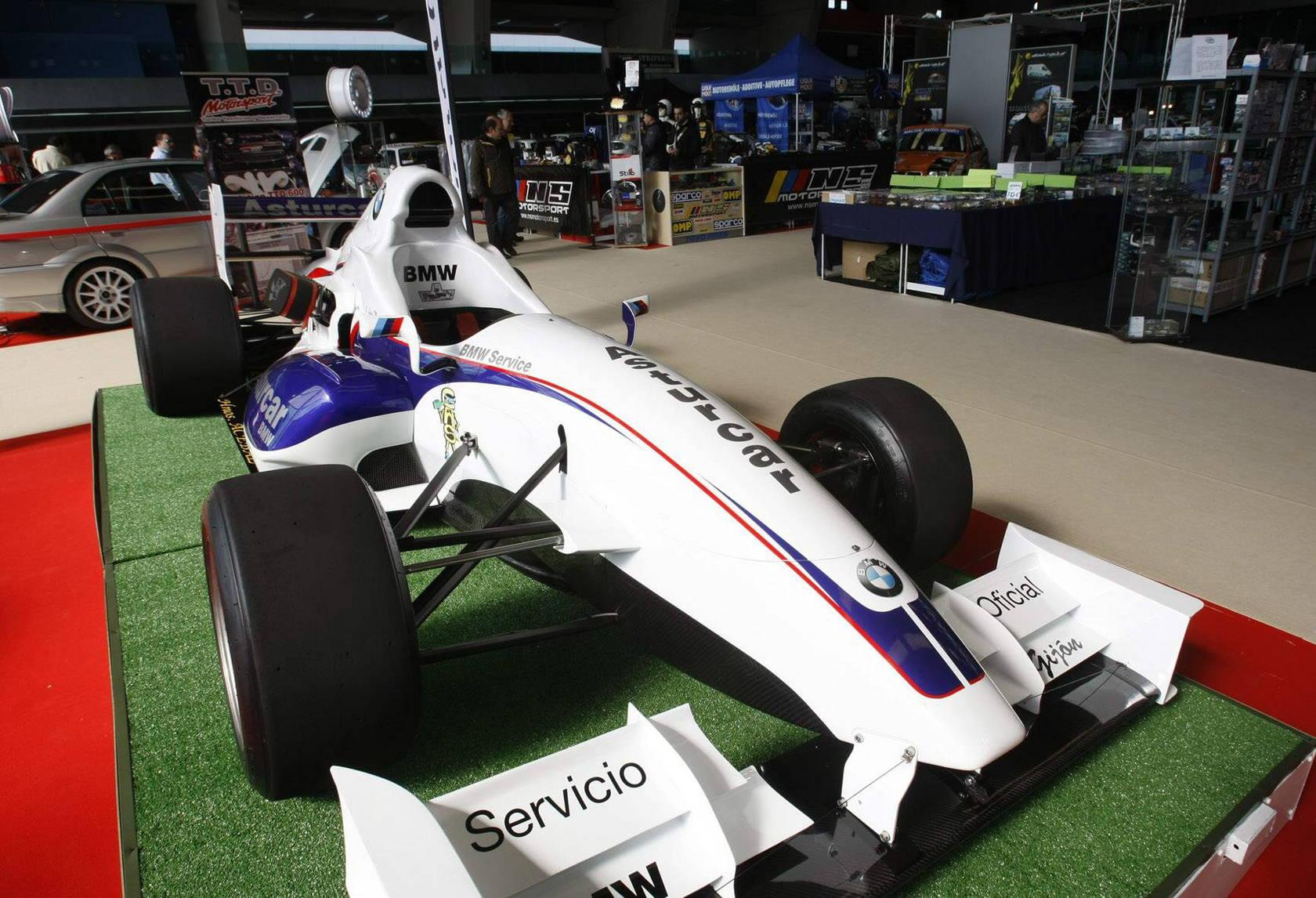Avilés acoge el Salón del Automóvil de Competición
