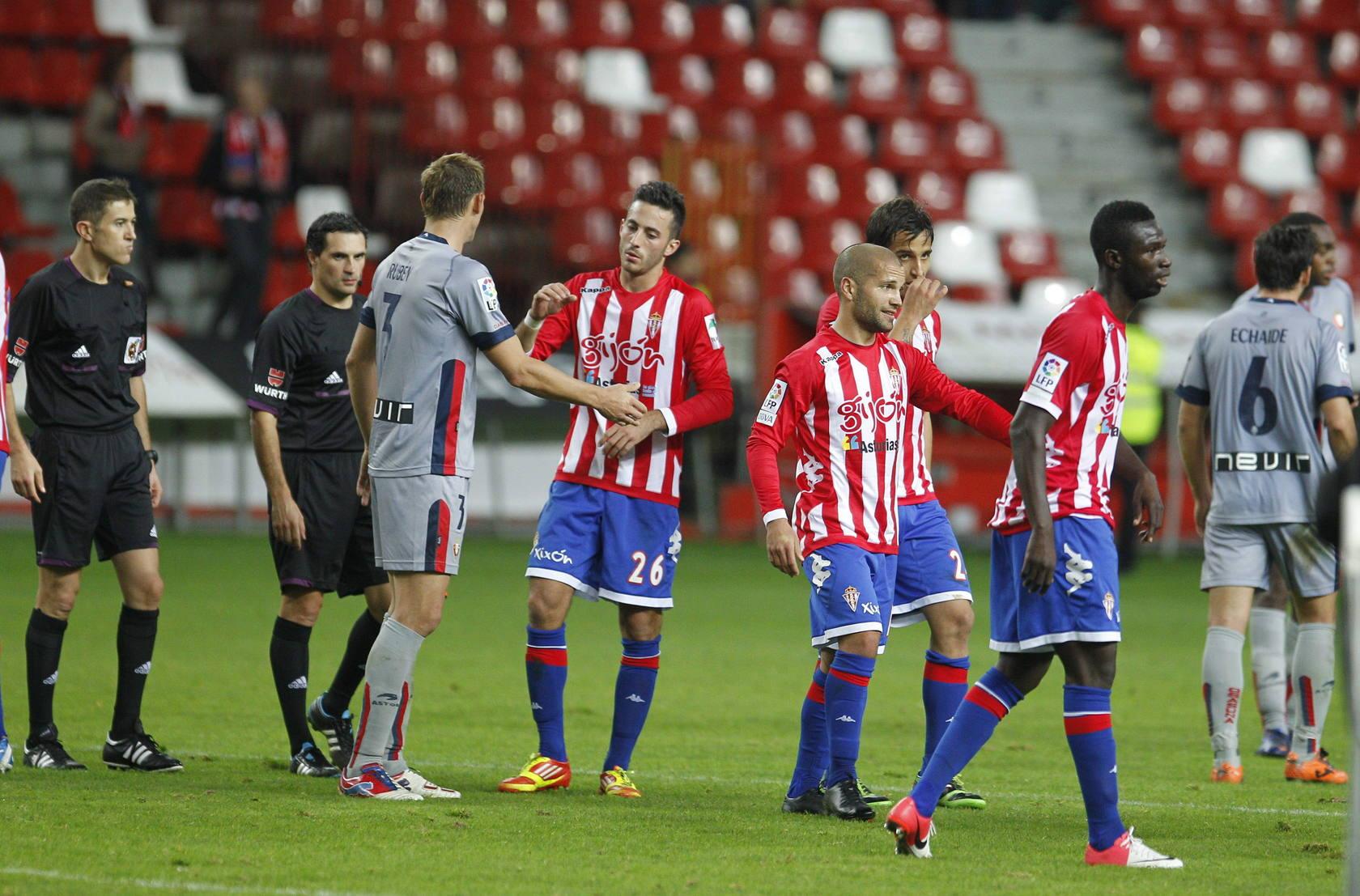 Sporting 1 - 0 Osasuna