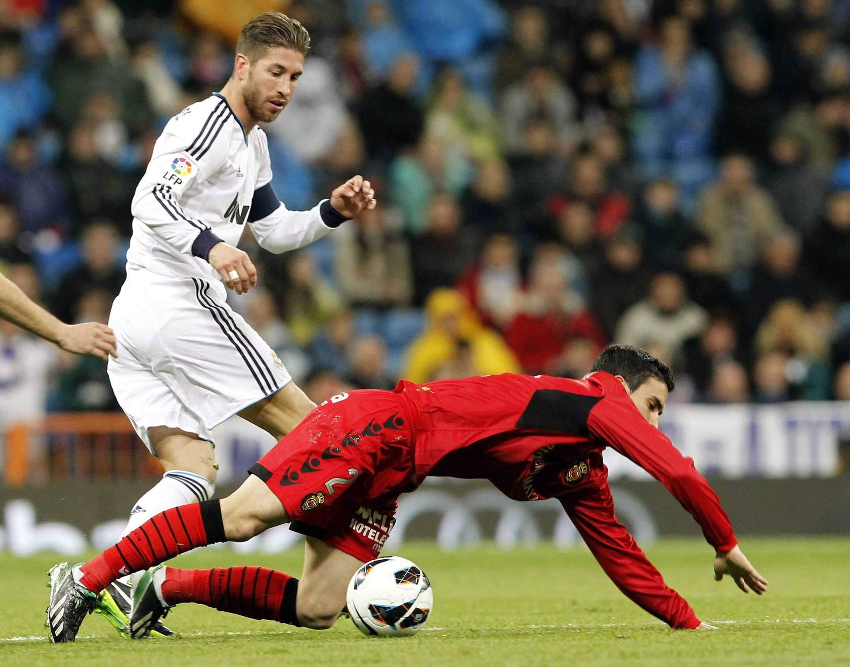 Un acelerón le basta al Madrid