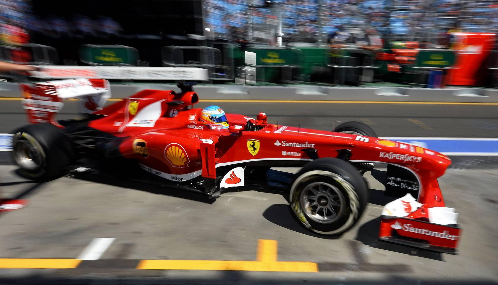 Gran Premio de Australia de Fórmula Uno 2013