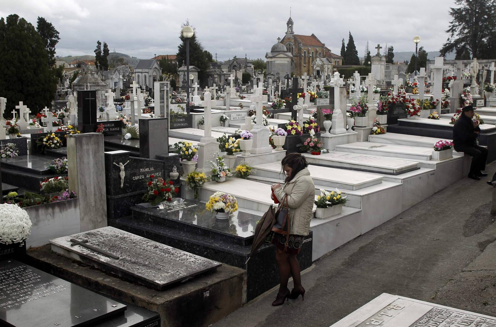 Todos los Santos en Oviedo