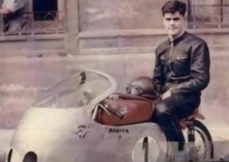 Fallece Juan Atorrasagasti, legendario motociclista y empresario gijonés