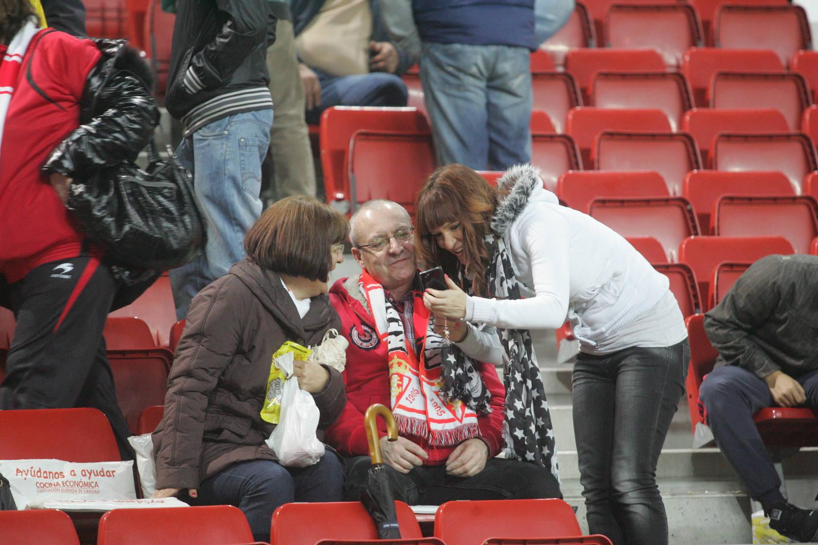 Búscate en el Sporting -Osasuna