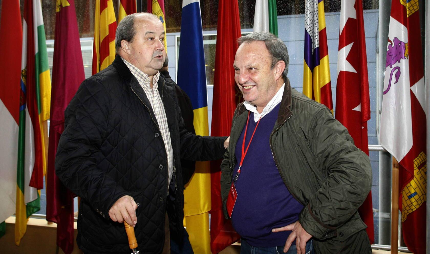 Todas las imágenes del proceso de elección del nuevo secretario general del PSOE