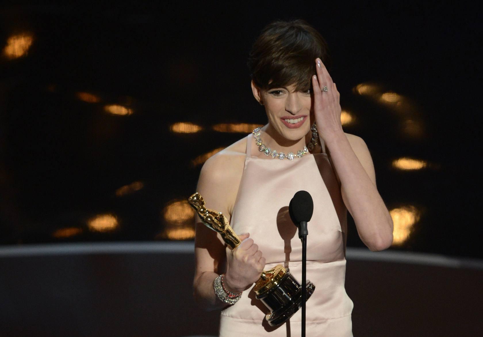 Los premiados de Los Oscars 2013