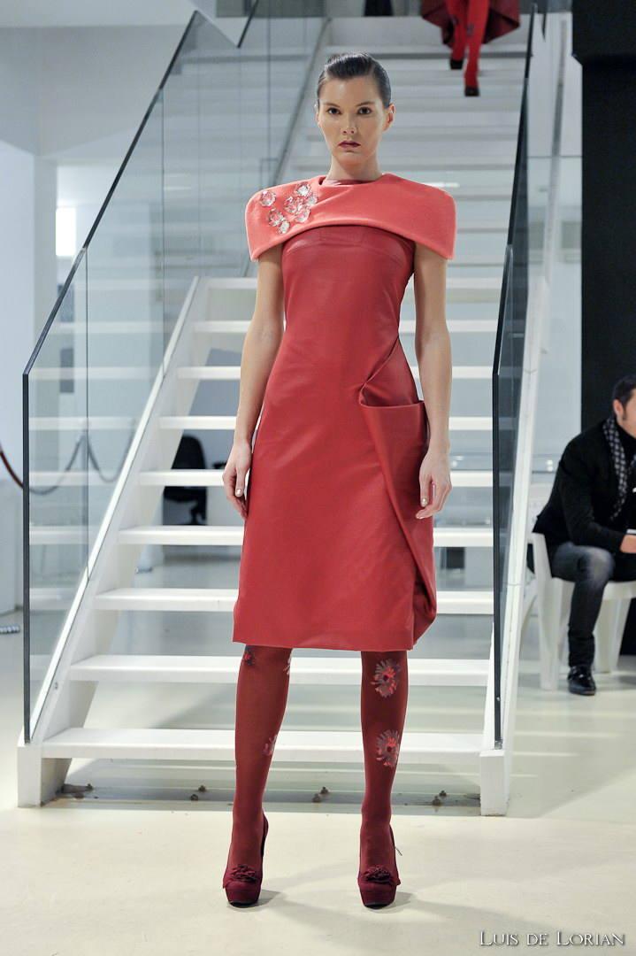Todos los diseños que la asturiana María Lafuente presentó en la Madrid Fashion Week