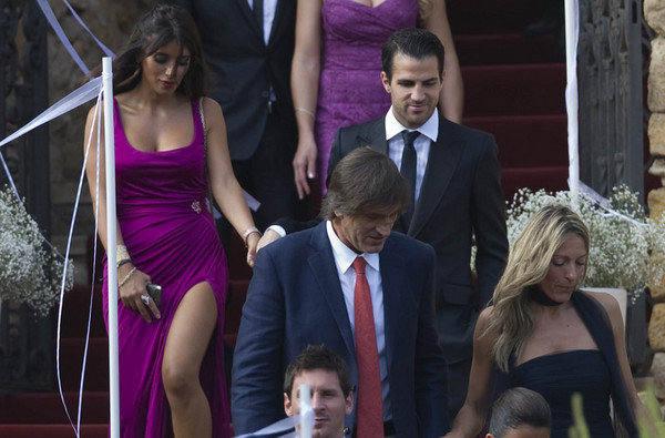 Daniella Semaan, la bella novia de Cesc Fàbregas