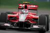 Pruebas de clasificación en el Gran Premio de Corea de Fórmula 1