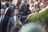 Los Príncipes de Asturias visitan Lastres